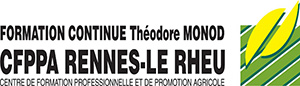 Logo CFPPA Rennes-Le Rheu